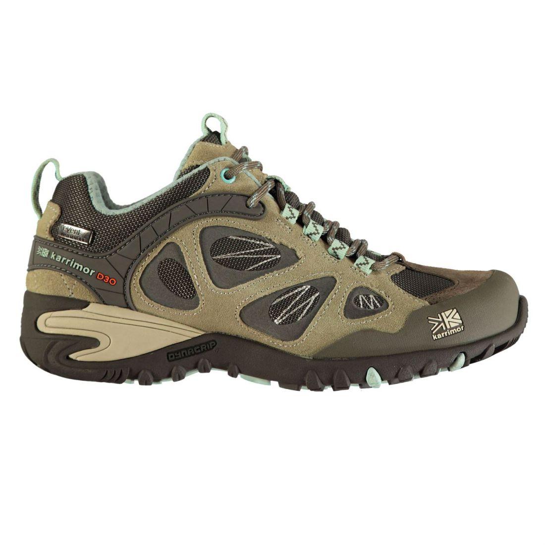 Karrimor Ridge eVent Hiking Outdoor Walking shoes Lace Up Ladies