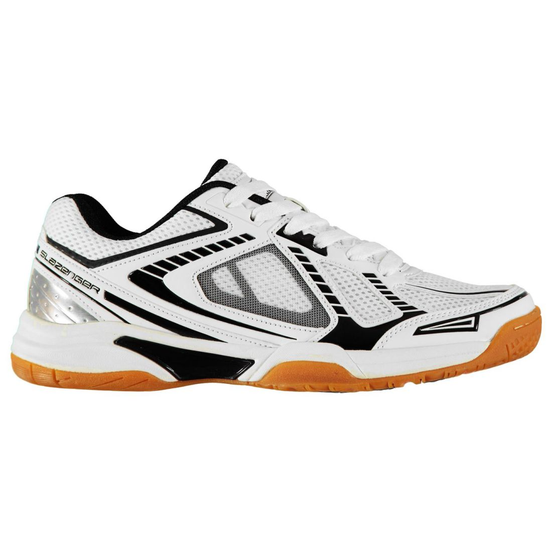 Image is loading Slazenger-Mens-Indoor-Trainers-Squash-Shoes-Lace-Up- dc1e0e6392
