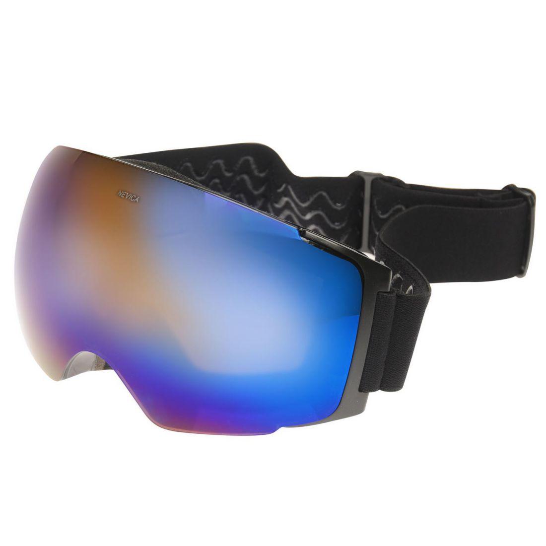 7629bb7e64fb Nevica Mens Aspen Magnetic Ski Goggles Zip Headstrap 5057918458657 ...
