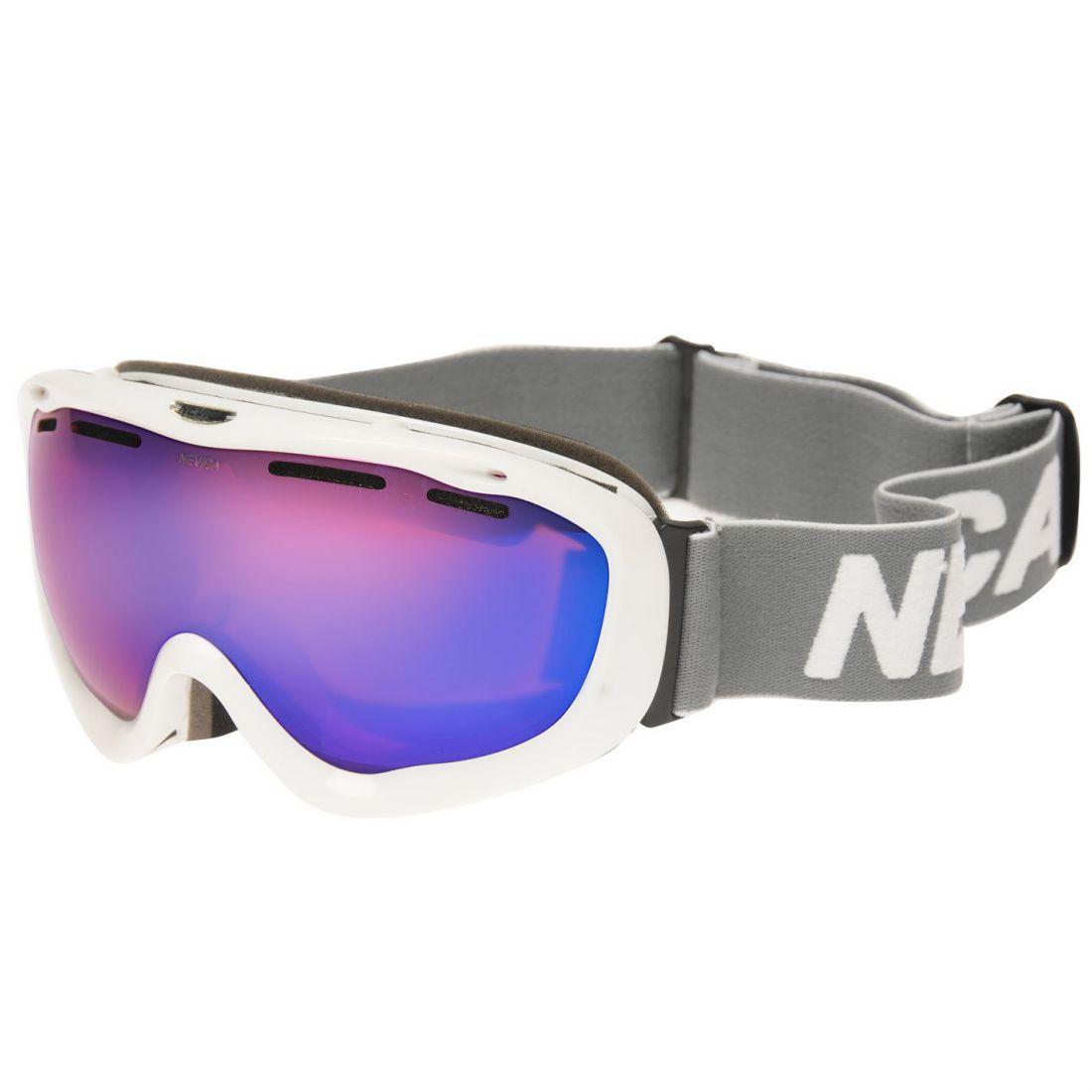 e7f4dc3489 Nevica Mens Vail Ski Goggles Headstrap