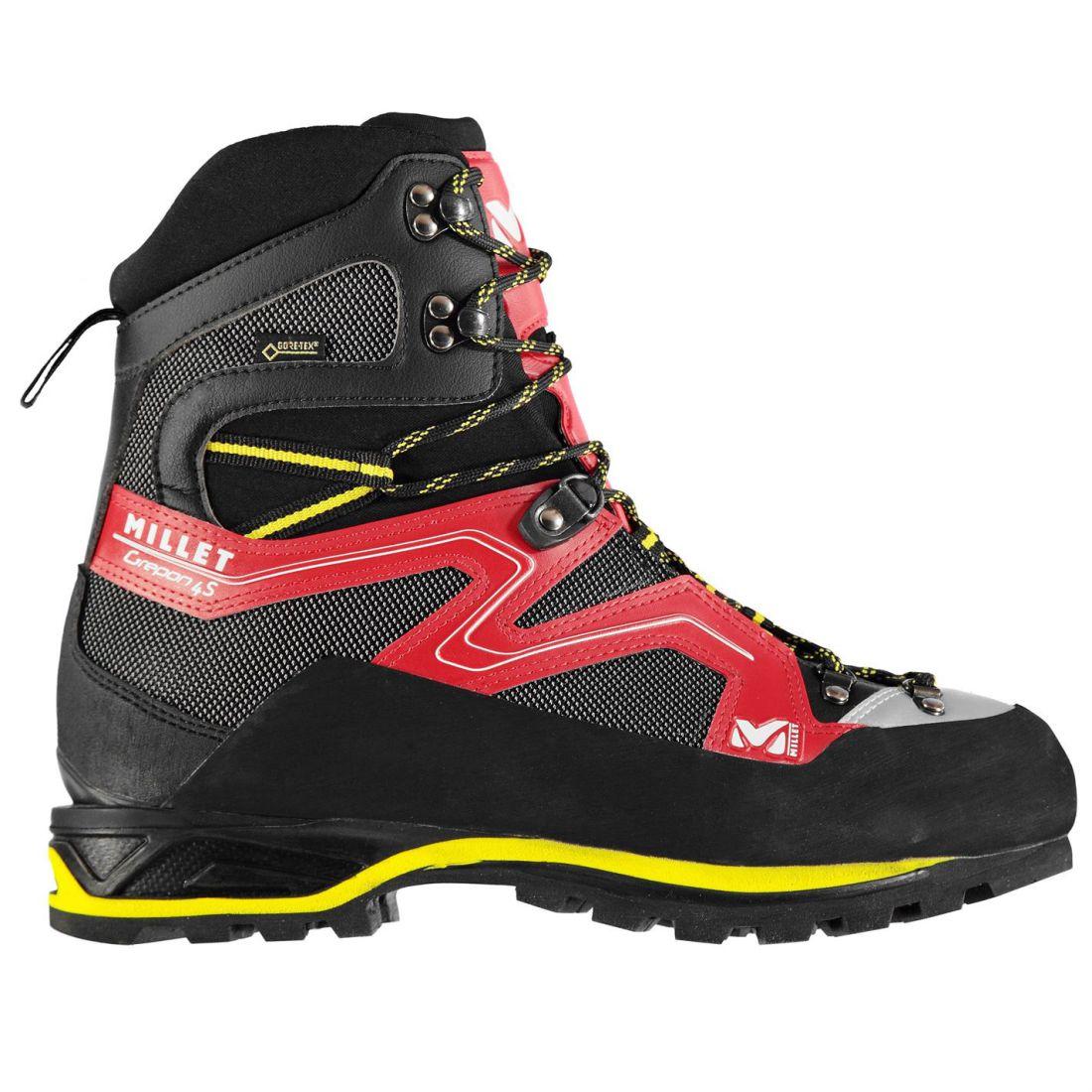 Mijo  Grepon Caminar botas Para Hombres Caballeros Cordones atados Ventilado repelente al agua  barato
