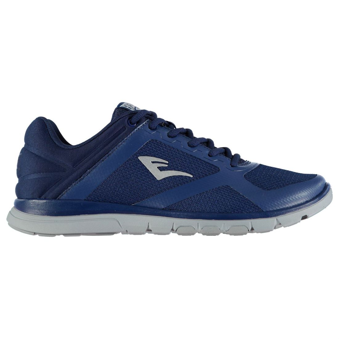 a51c763ca668 Everlast Basic Flex Sneakers Mens Gents Sport Activity Shoes Laces Fastened  2 2 di 4 ...