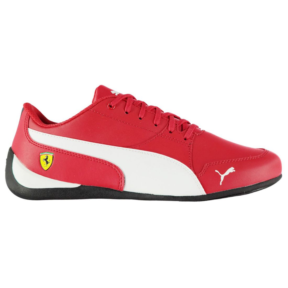 7c13e2c3f20 PUMA SF Drift Cat 7 Jr Shoes Ferrari Boy Baby Sports Time Red 37 for ...