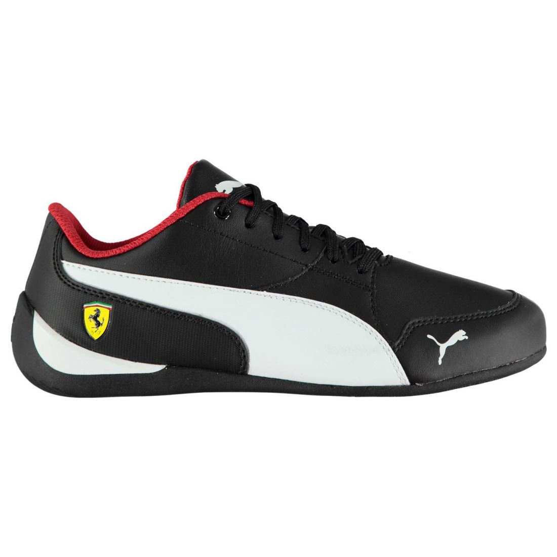 Puma Kids Boys Drift Cat 7 SF Junior Trainers Low Lace Up ... 1f55a5518