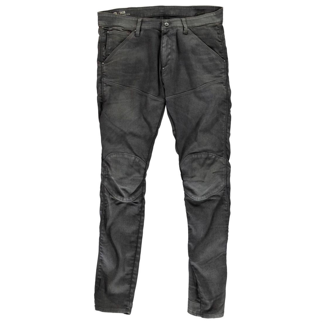 d204ea2c Details about G Star Mens Raw 5620 3D Super Slim Jeans Straight Pants  Trousers Bottoms Zip Fit