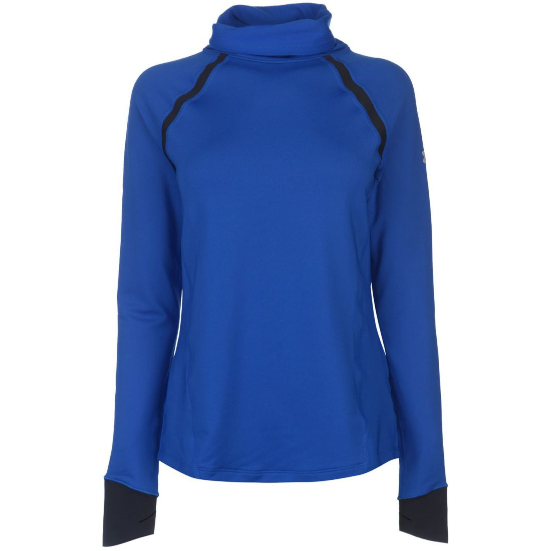 Under Armour Womens ColdGear Reactor Funnel Neck Running Top ... d77a0e9a7
