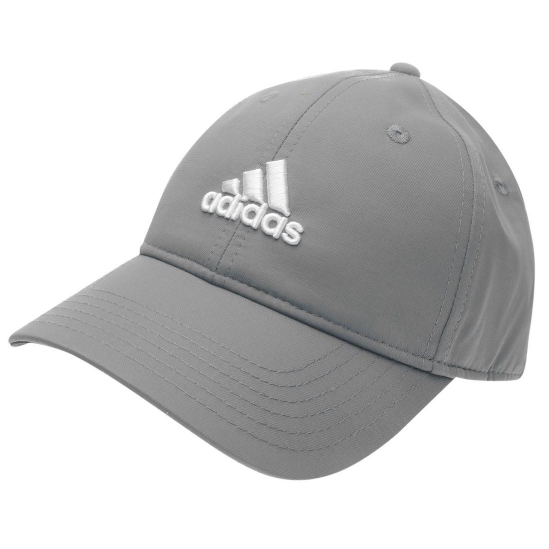 adidas Mens Golf Sports Flexible Peak Cap Hat Touch And Close Brand ... 212a28a32184