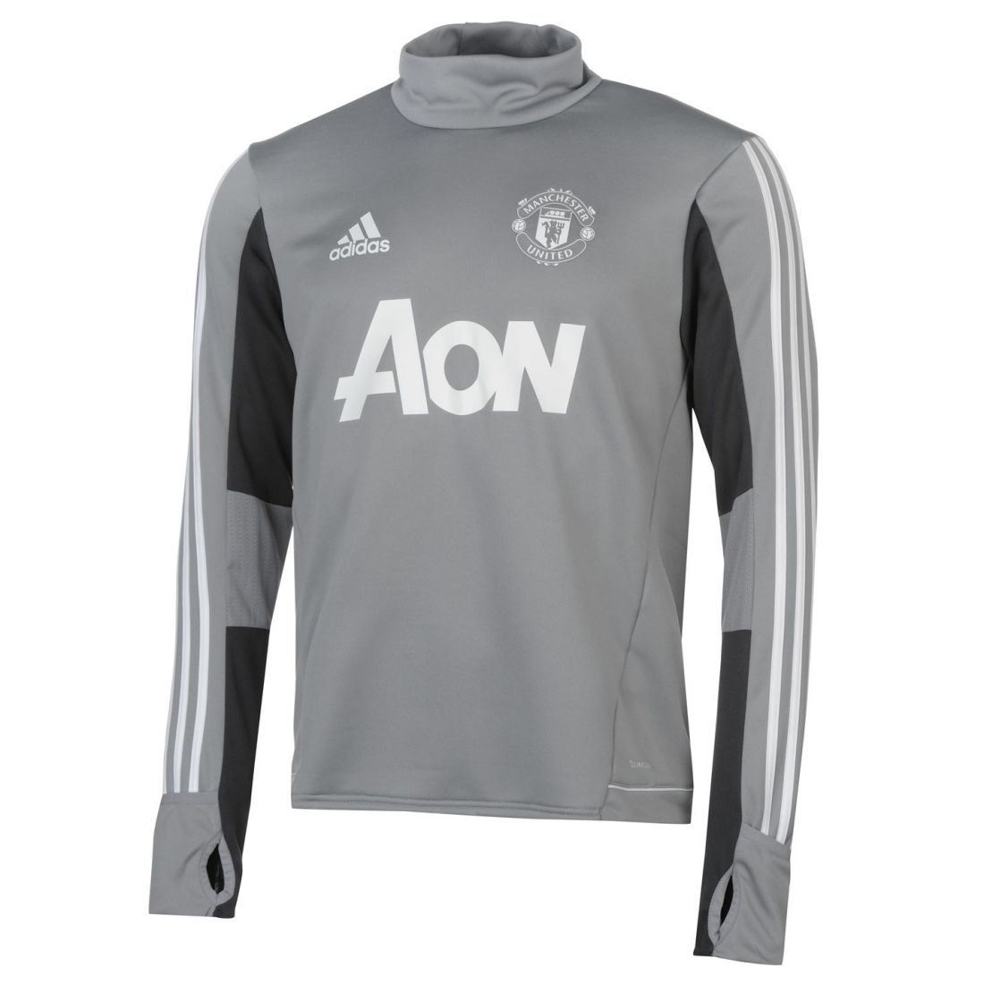 1c0a8570072 Image is loading adidas-Mens-Gents-Manchester-United-Training-Shirt-Top-