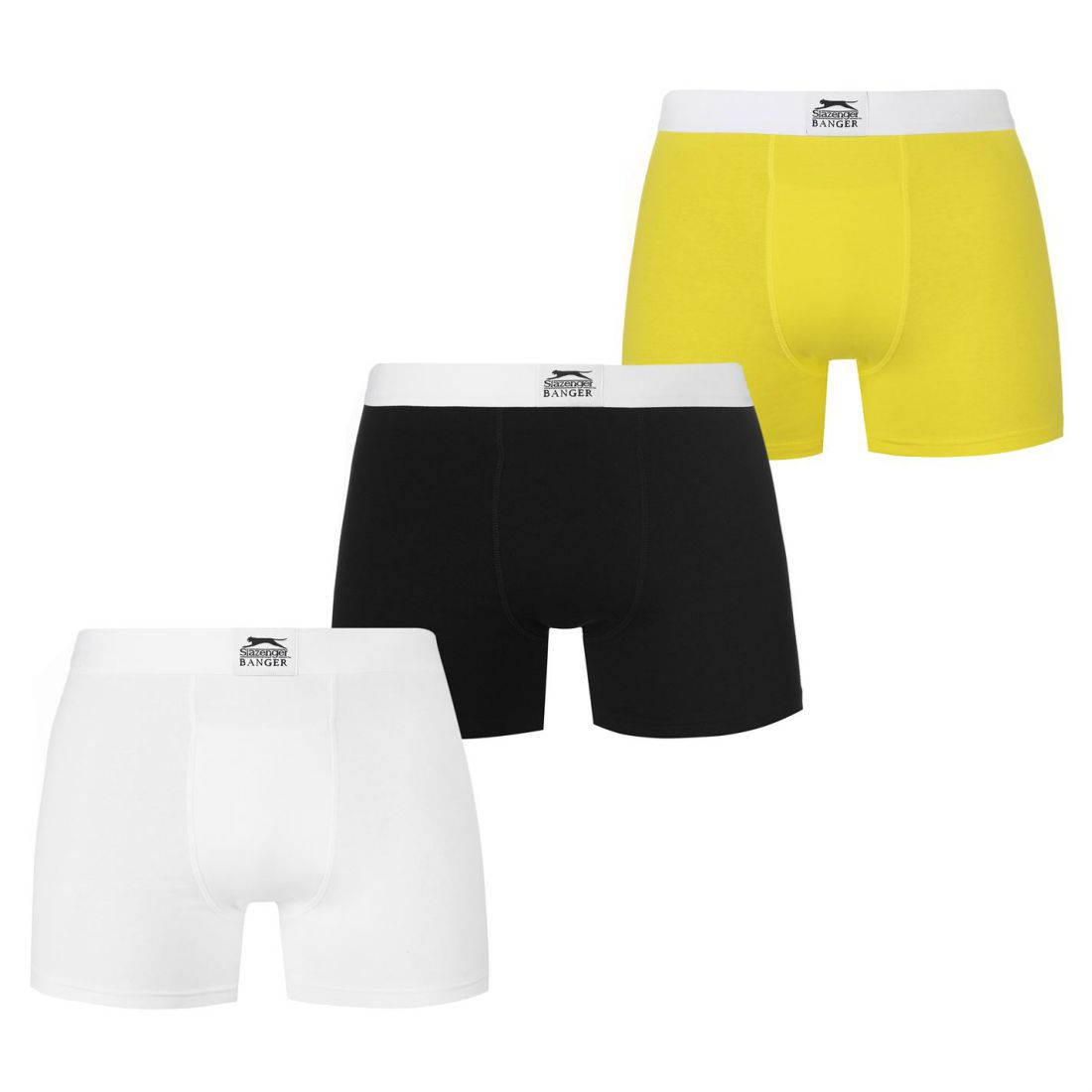 27659e4350e Image is loading Mens-Slazenger-Banger-Boxer-Shorts-Underwear-New