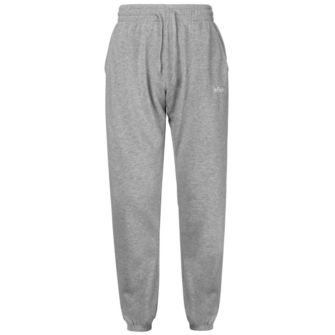 fa572f8dd696 Image is loading Lee-Cooper-Mens-Fleece-Jogging-Bottoms-Trousers-Pants-