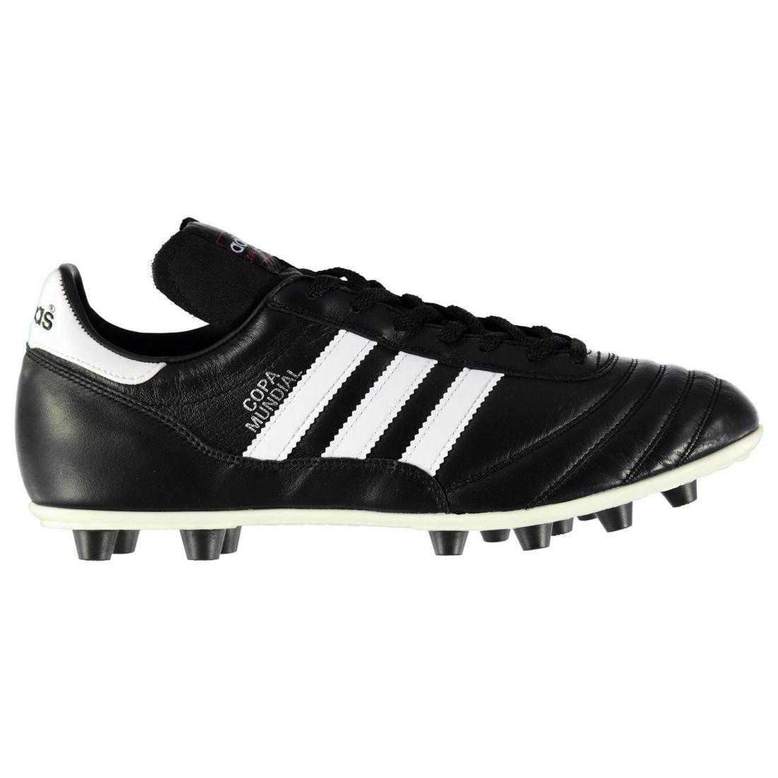 Adidas para hombre Copa Mundial Fg botas De Fútbol Entrenamiento Zapatos con cordones sport