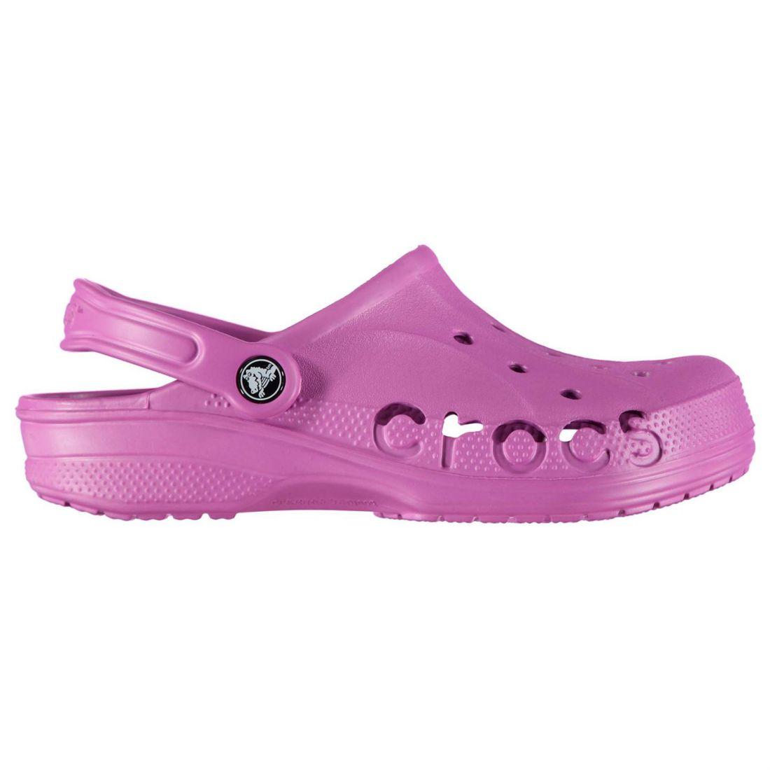 c87b332df Crocs Womens Baya Clogs Shoes Slip On Sling Strap Perforation ...