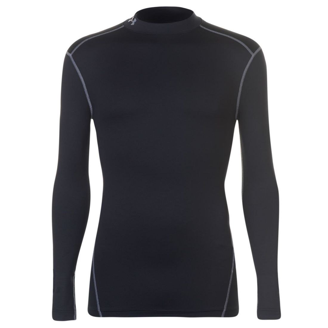 7befc528bb Details about Under Armour Mens ColdGear Mock Baselayer Top Compression  Armor Thermal Skins