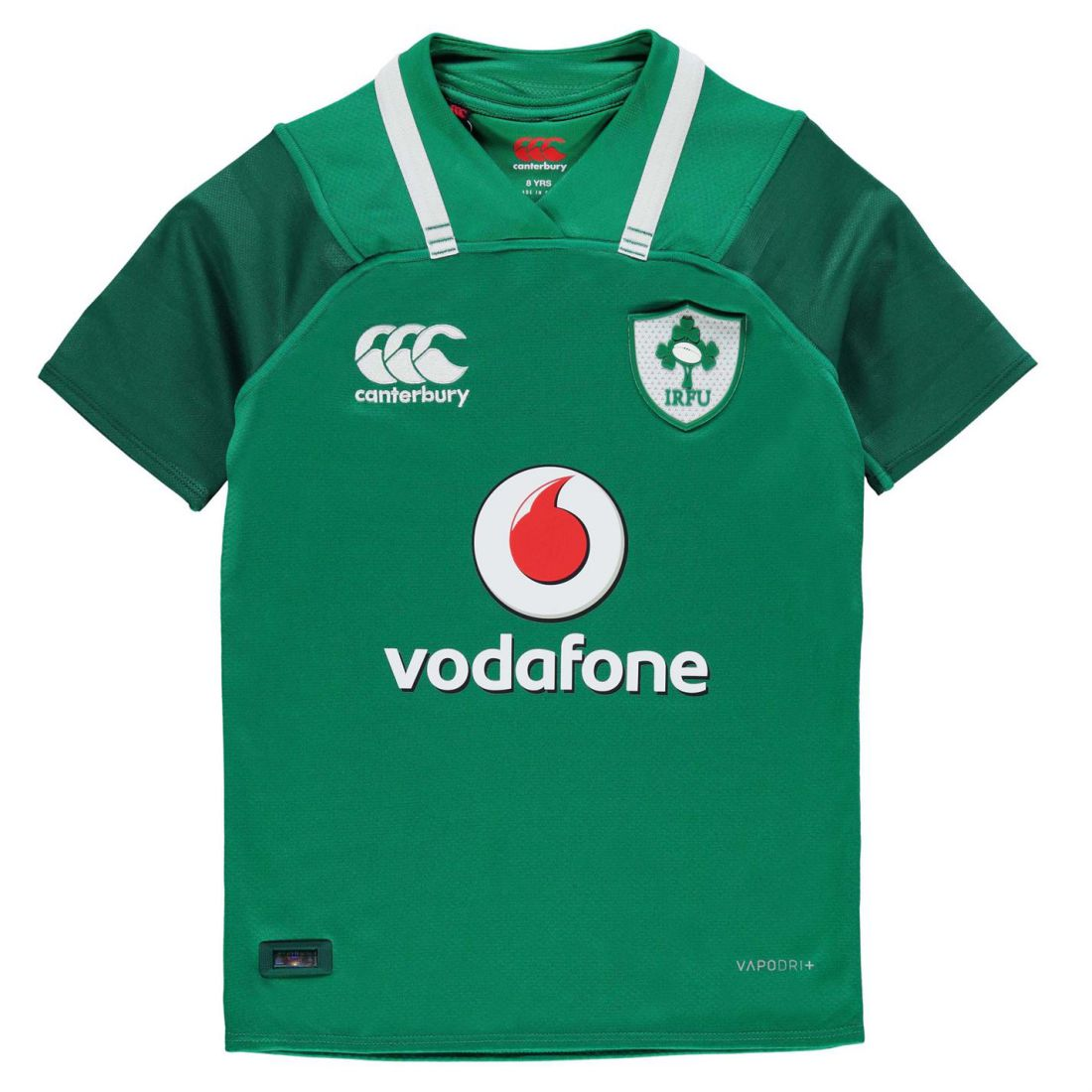 55ae3eeed Image is loading Canterbury-Ireland-Rugby-Home-Pro-Jersey-2017-2018-