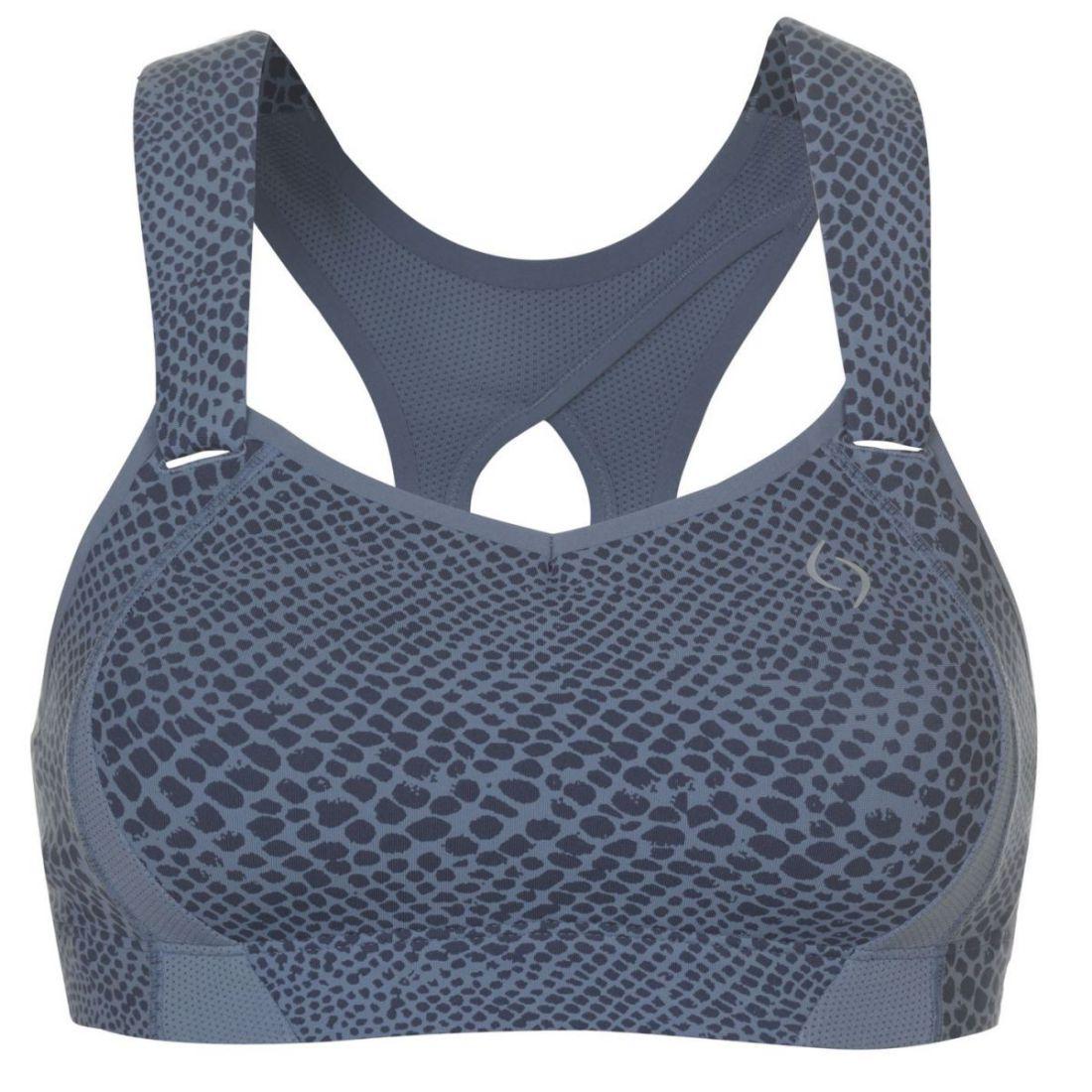 d408370c343f8 Image is loading Brooks-Moving-Comfort-Juno-Athletic-Bra-Ladies-Ventilated-