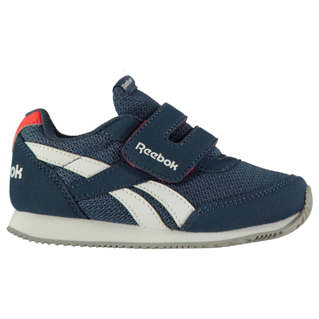 0c4ce49b412 Reebok Boys Classic Jogger RS Baby Trainers Shoes Ortholite Tonal ...