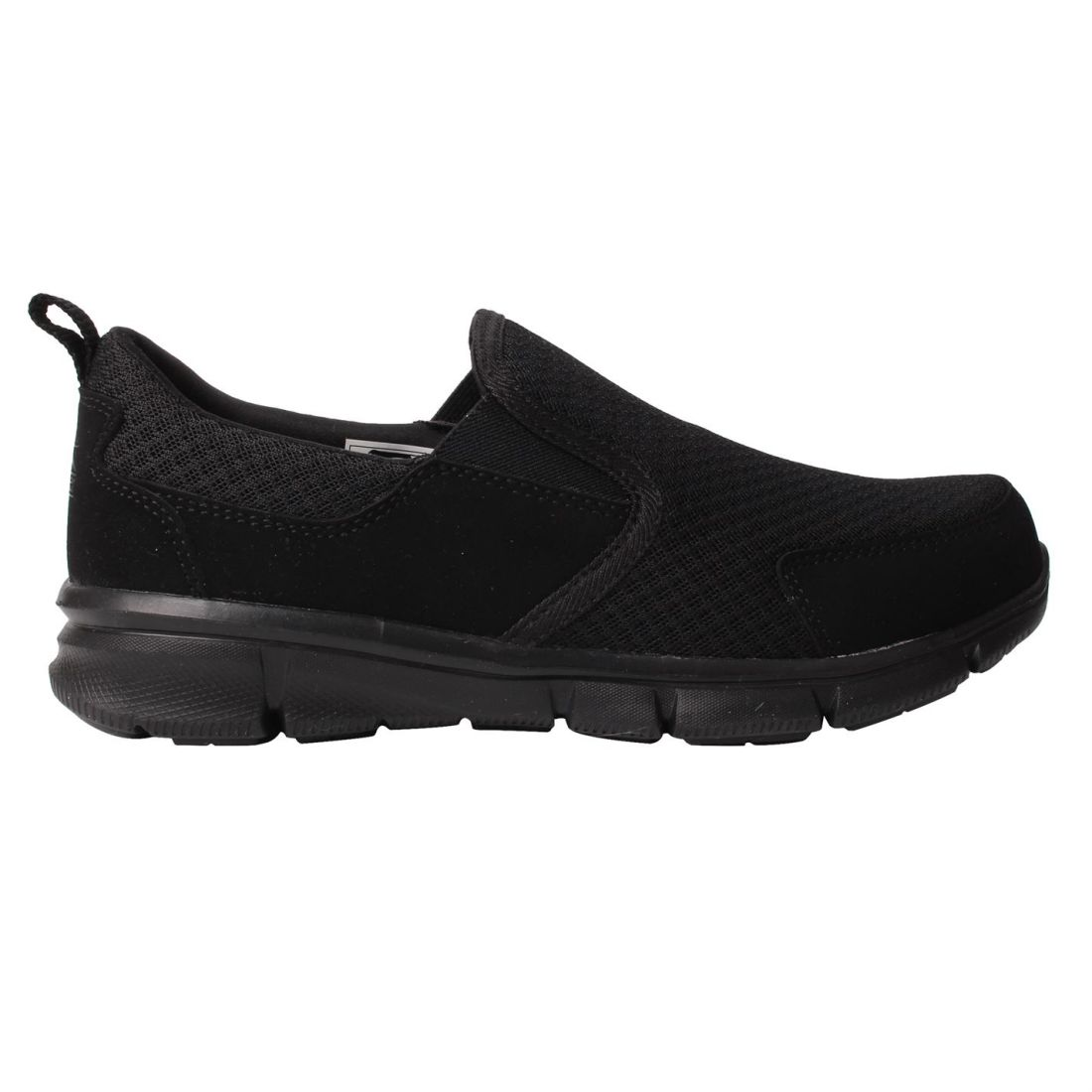 99b60a4bae Details about Slazenger Mens Zeal Slip On Trainers Textile Memory Foam  Everyday Shoes