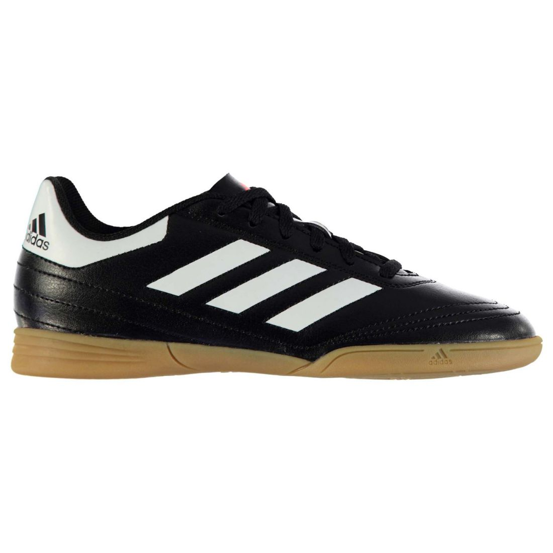 Adidas Kids Goletto Indoor Court Trainers Junior Padded Lace Up shoes Football