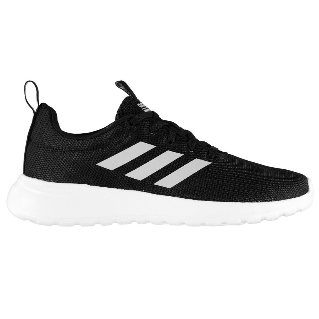 c090c271c744e adidas Kids Boys Lite Racer CLN Trainers Junior Runners Lace Up Padded Ankle