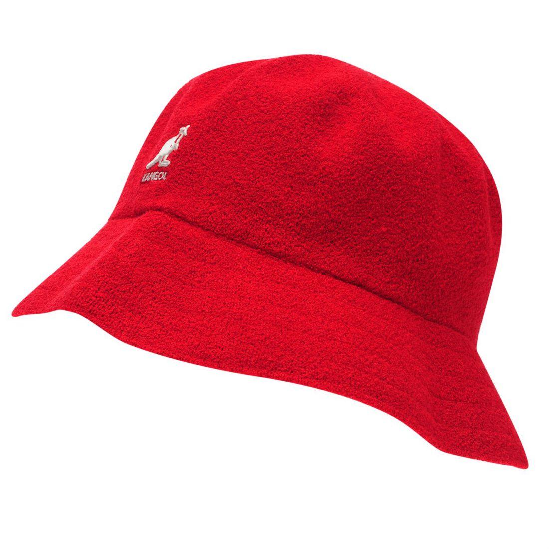 Details about Kangol Mens Boucle Bucket Hat 600979fd781