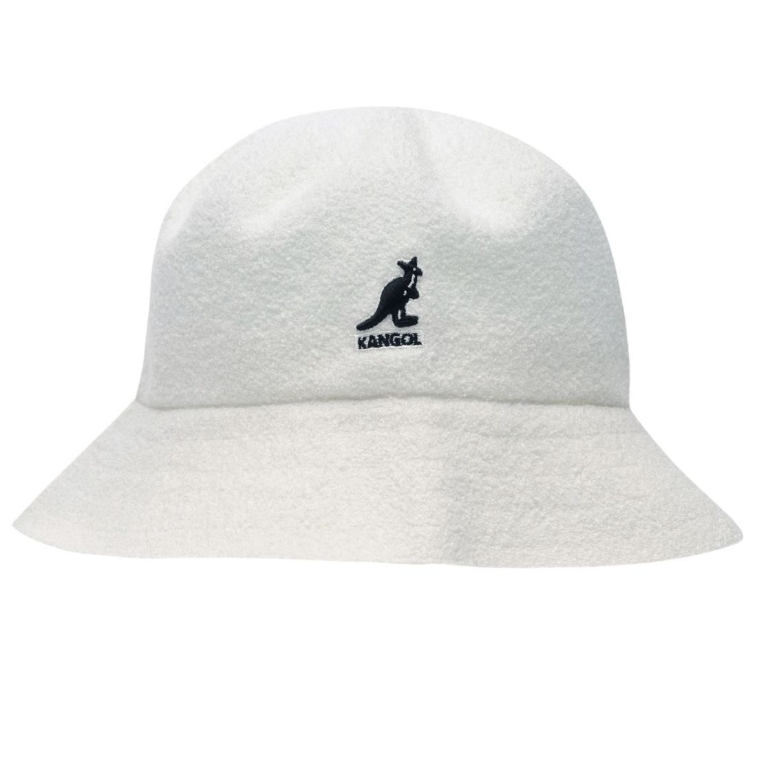 9f8a5475d86 Kangol Mens Boucle Bucket Hat
