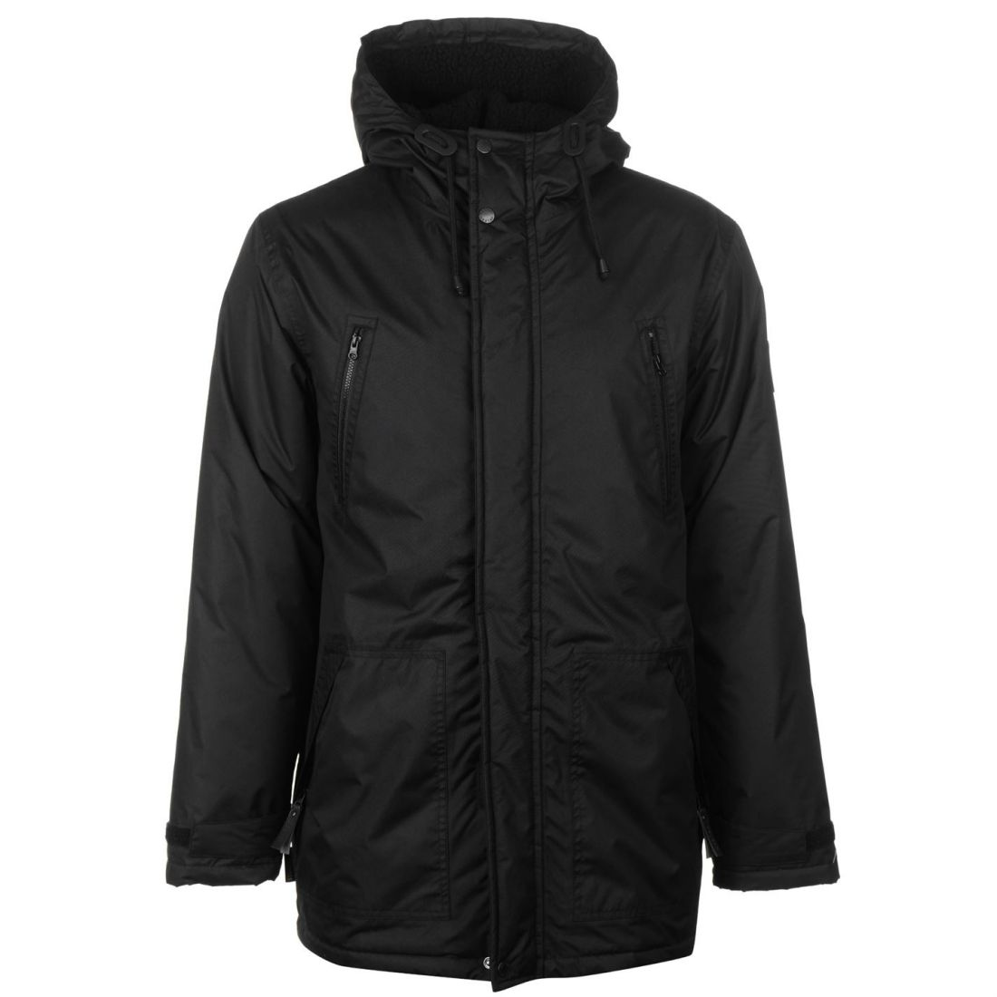 Details about Gelert Mens Highland Parka Jacket Coat Top Long Sleeve  Waterproof Breathable 0da92f73d2