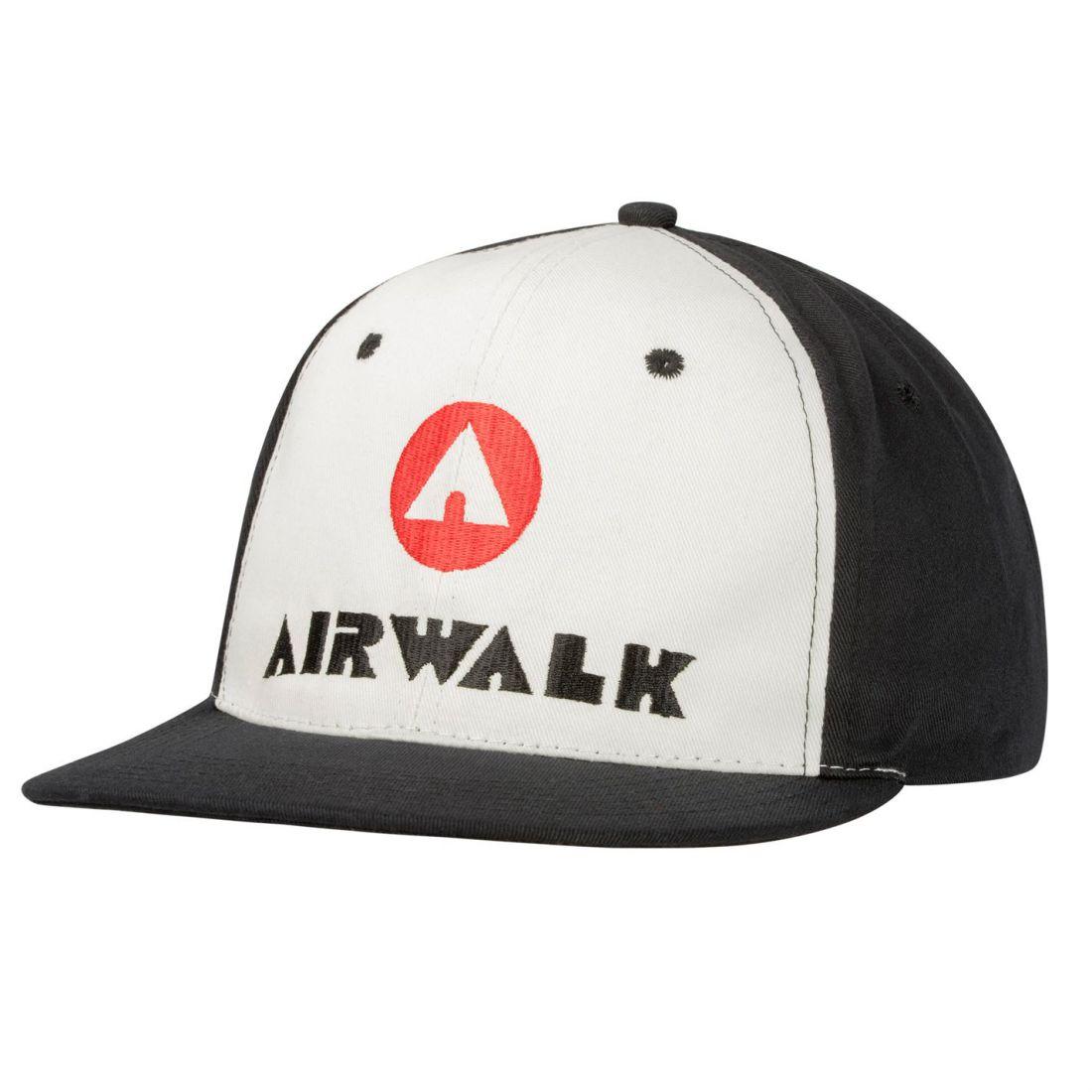 Image is loading Airwalk-Mens-Flat-Peak-Cap c10ad8a6caa6