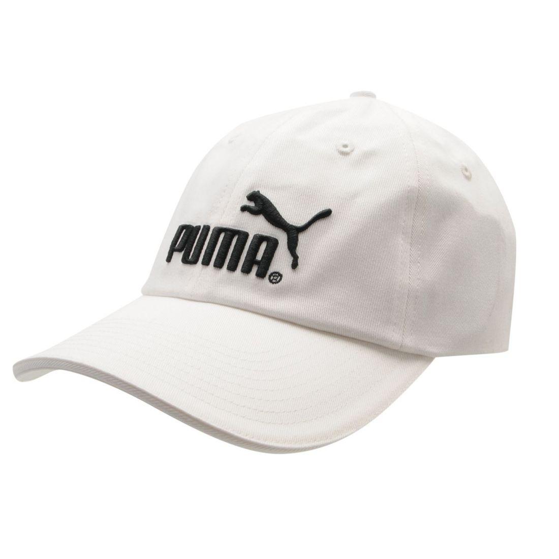 ba3bb583390 Image is loading Puma-Mens-logo-Cap-Baseball-Cotton