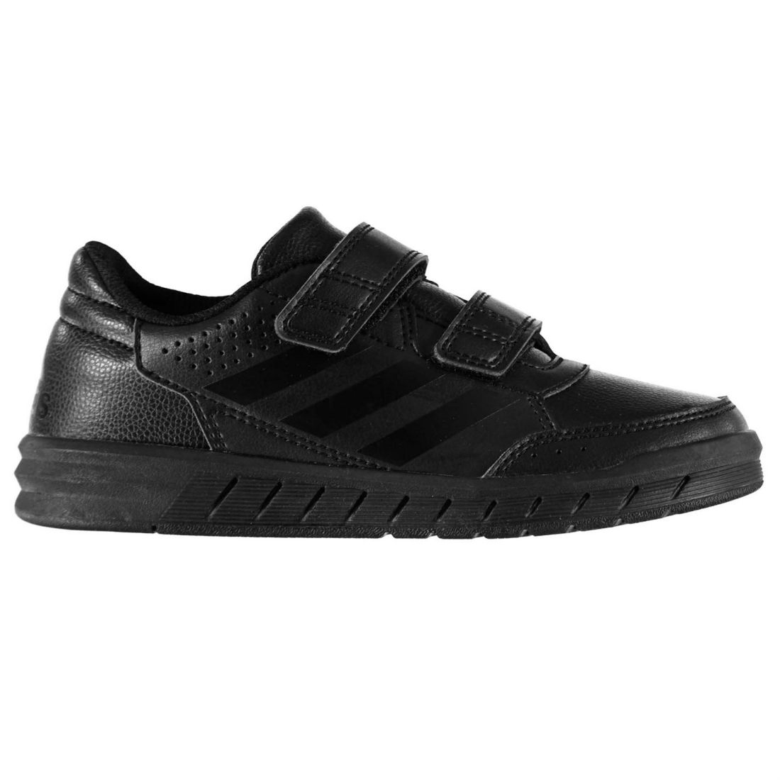 b0a4bec51563dc adidas Kids Alta Sport CF Boys Trainers Shoes Touch and Close ...