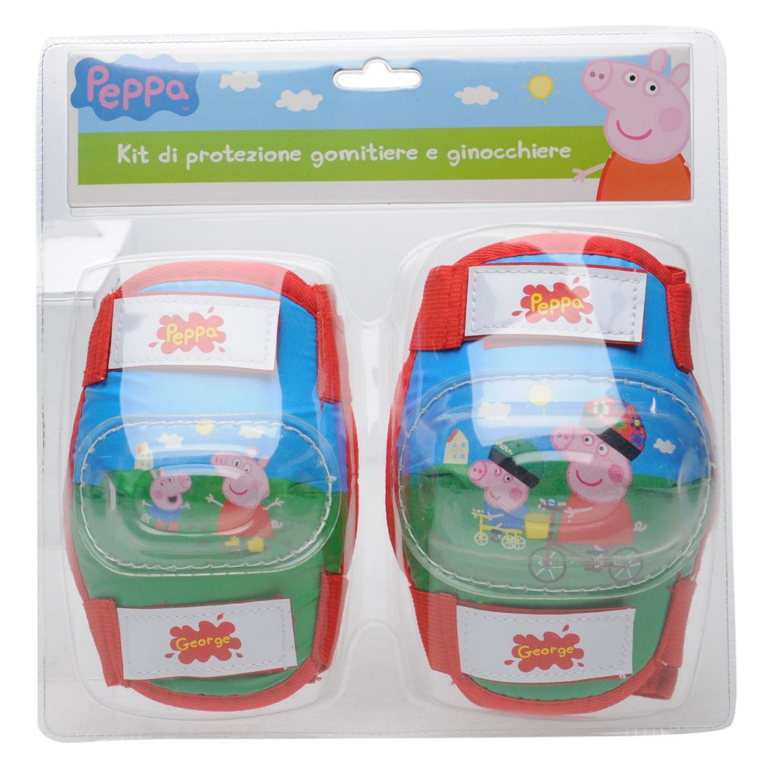 ad5d8010f4 Peppa Unisex Pig Pad CL83 Cycle 5057816016874