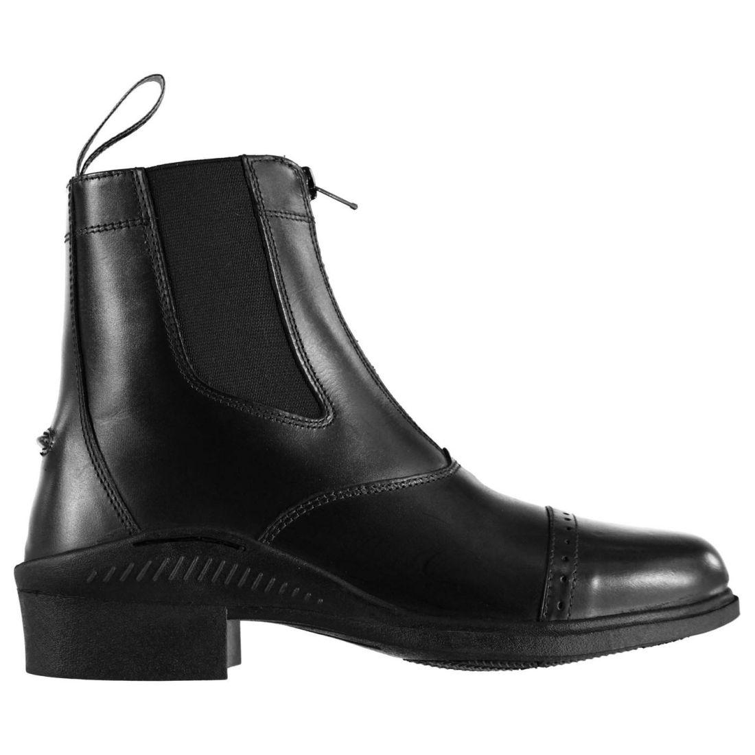 Brogini  Ladies Tivoli Zip Boots Horses Training Footwear  not to be missed!