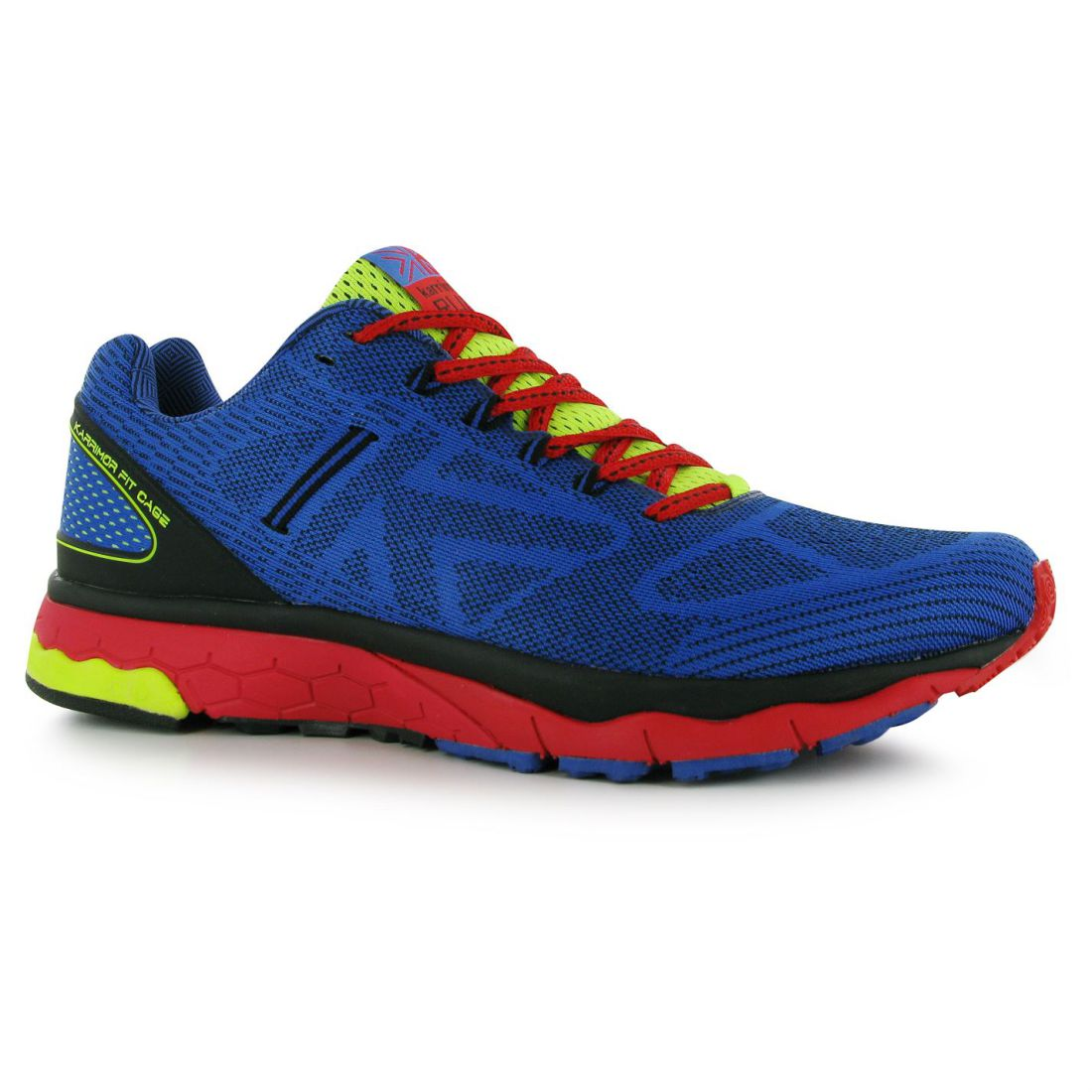 sale retailer eb2f9 11c24 Details about Karrimor Mens D30 Excel 2 Running Shoes Sports Lace Up  Trainers Runners