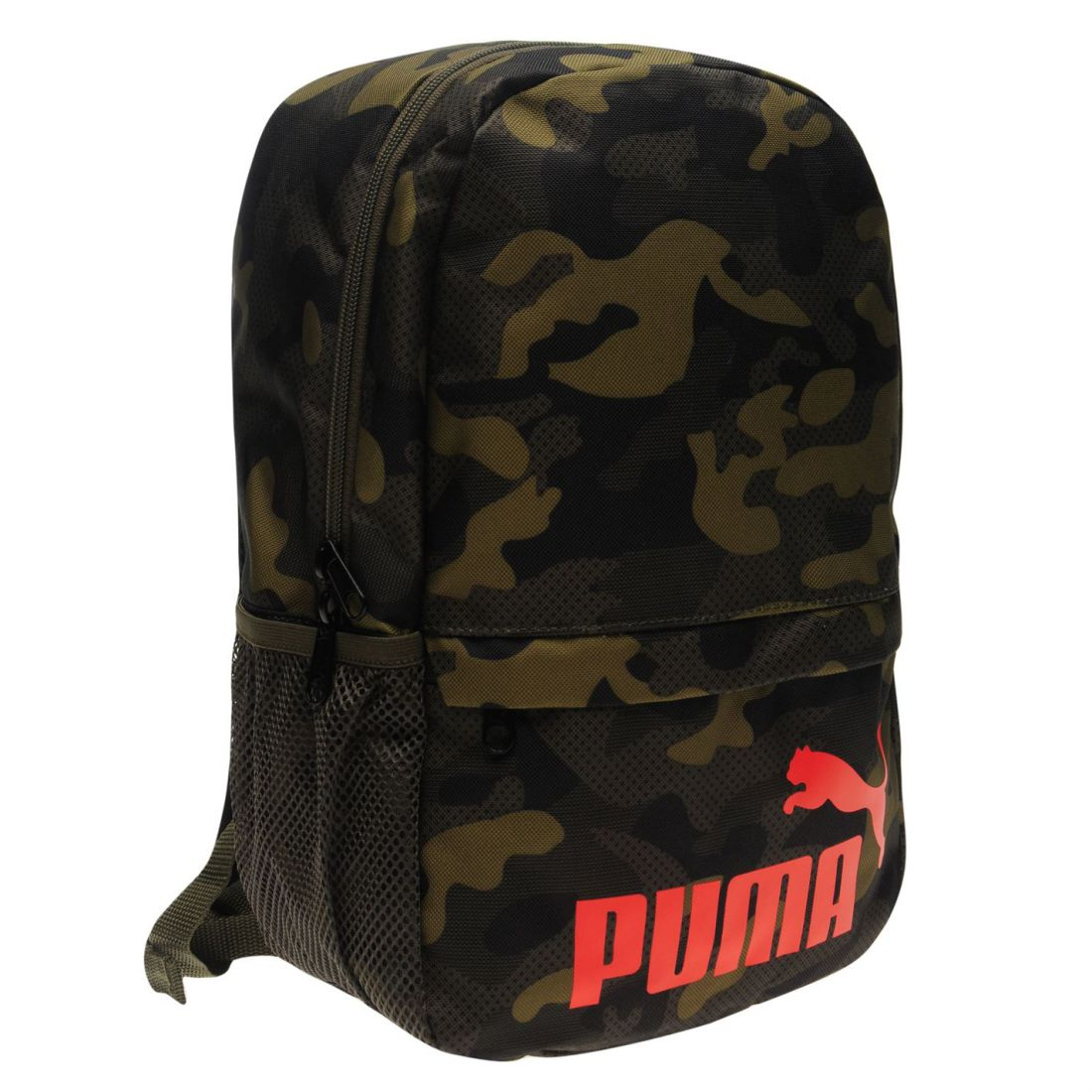 dad2897012 Details about Puma Unisex Mini Backpack Back Pack Zip Mesh Print