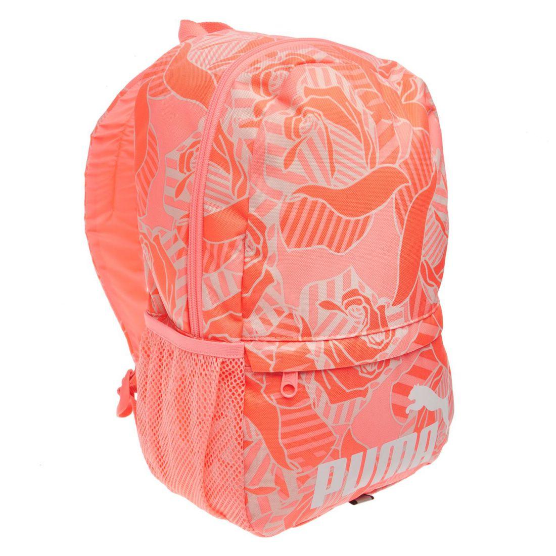 b8e4985c31df7 Puma Mini Backpack Unisex Back Pack Zip Mesh Stamp 3 3 sur 3 Voir Plus