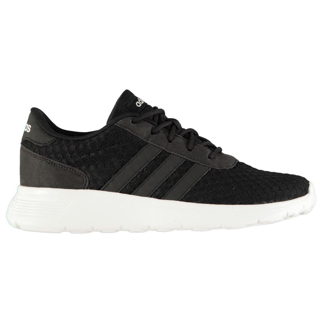 6d29f83b8 adidas Womens Lite Racer Trainers Runners Lace Up Breathable Suede ...