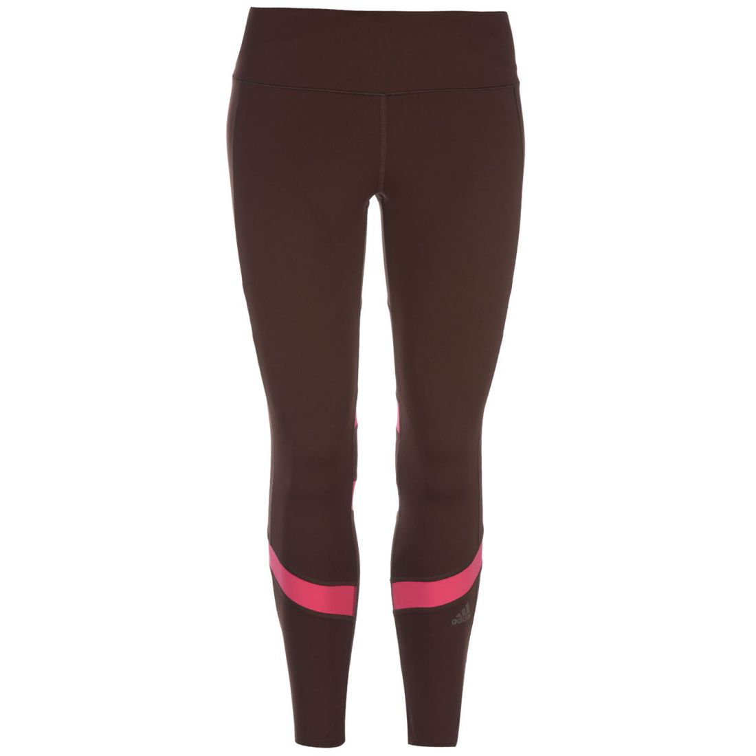 c3d087e209bc67 adidas Womens Workout Tights Performance Pants Trousers Bottoms Zip ...