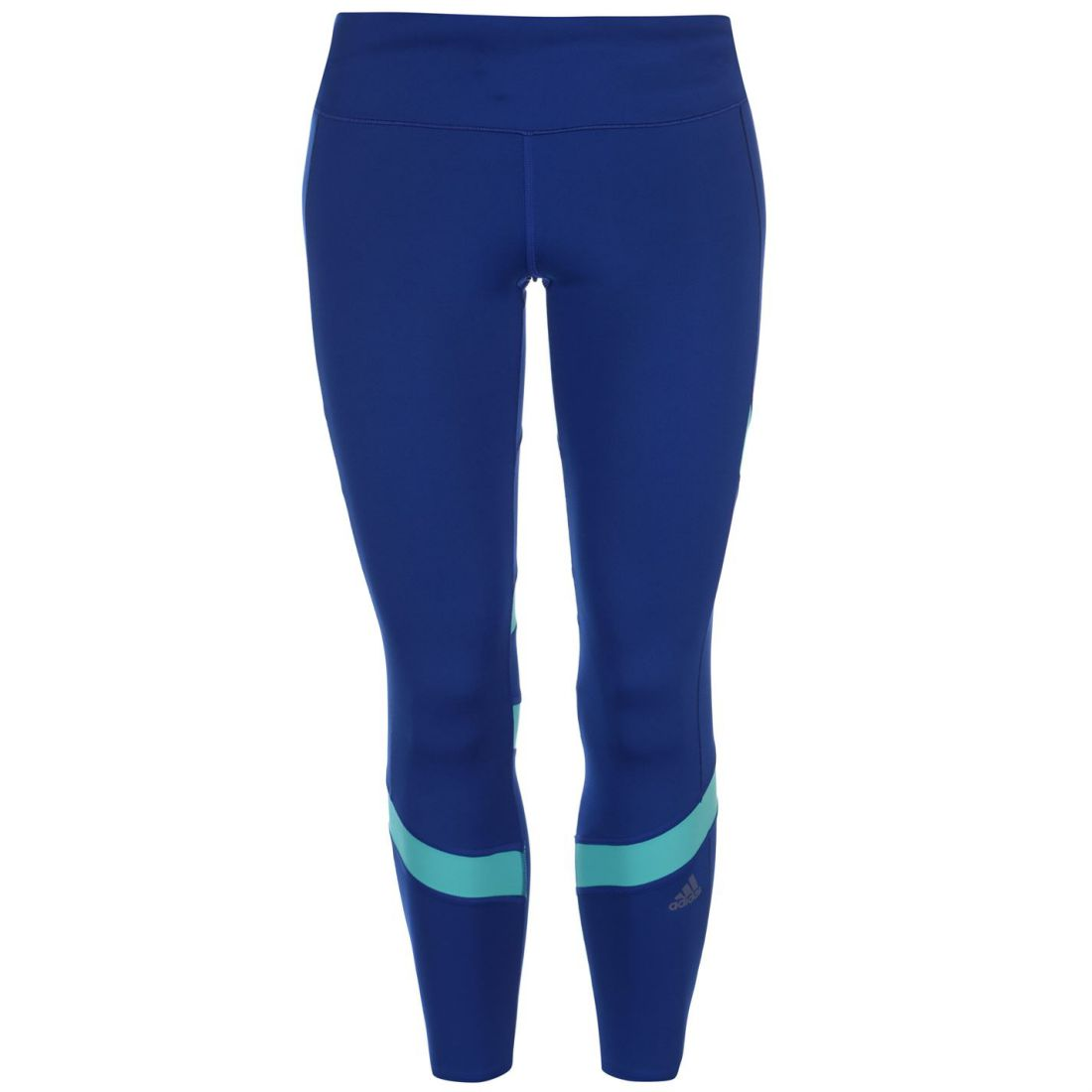 e29bf724c4c adidas Womens Workout Tights Performance Pants Trousers Bottoms Zip ...