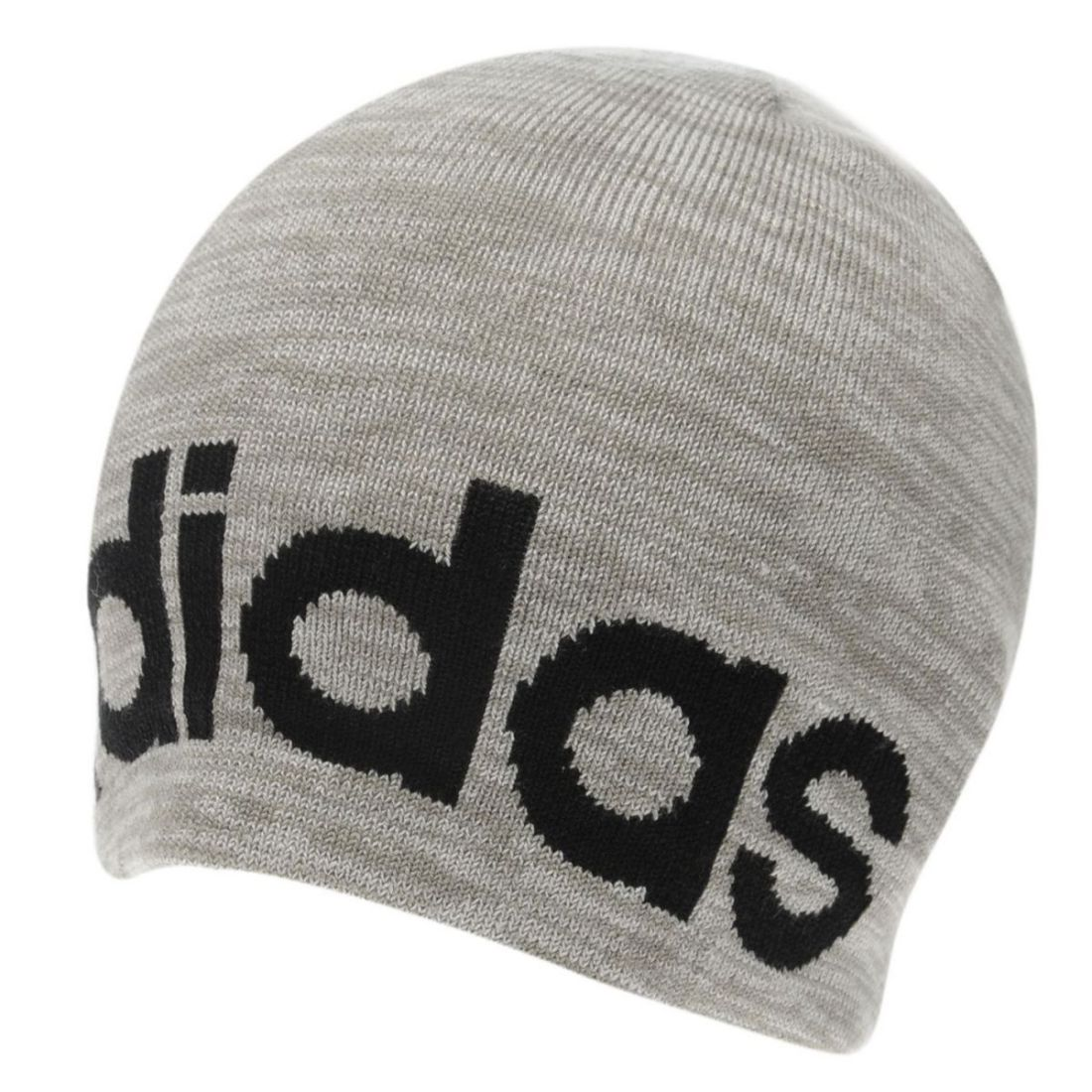 Image is loading adidas-Mens-Knit-Beanie-Warm-Knitted 851ffa4e196