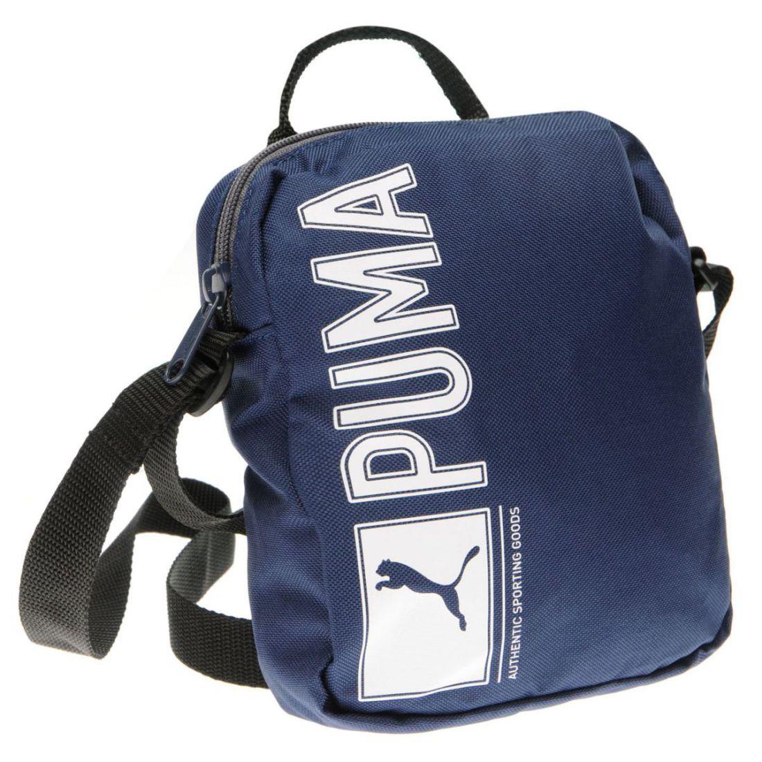 Puma Unisex Pioneer Portable Organiser Bag Shoulder Zip ... 1bed40acf7f