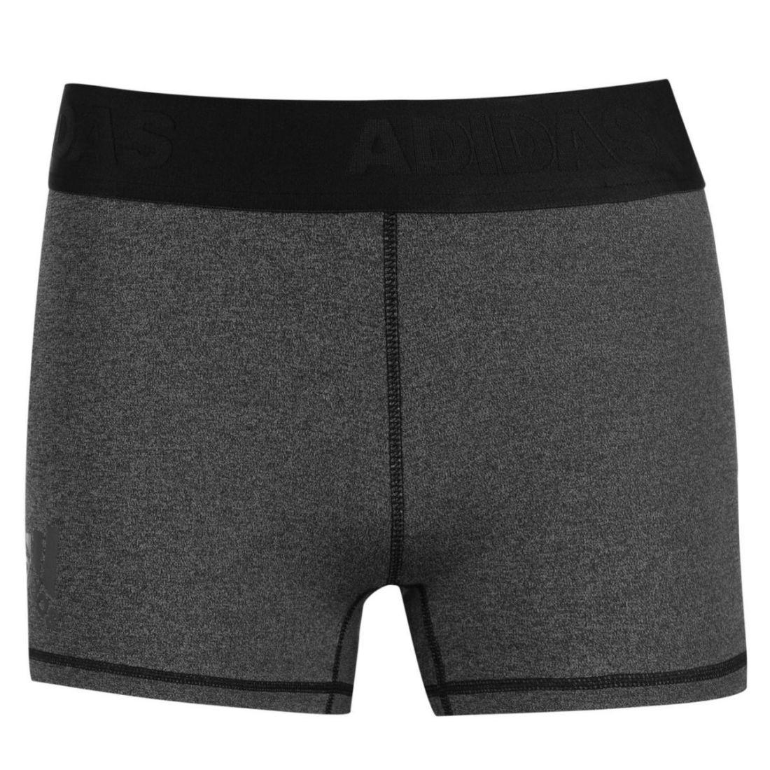 7a128210874fc5 These adidas Alphaskin Shorts are crafted with an elasticated waistband and  are a lightweight construction.