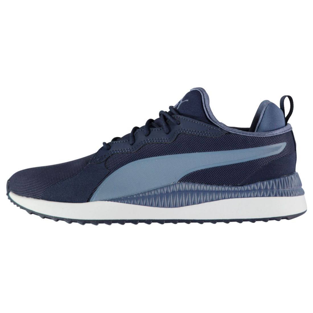 Puma Mens Pacer Next Trainers Sports zapatos Lace Up Breathable Lightweight Knit