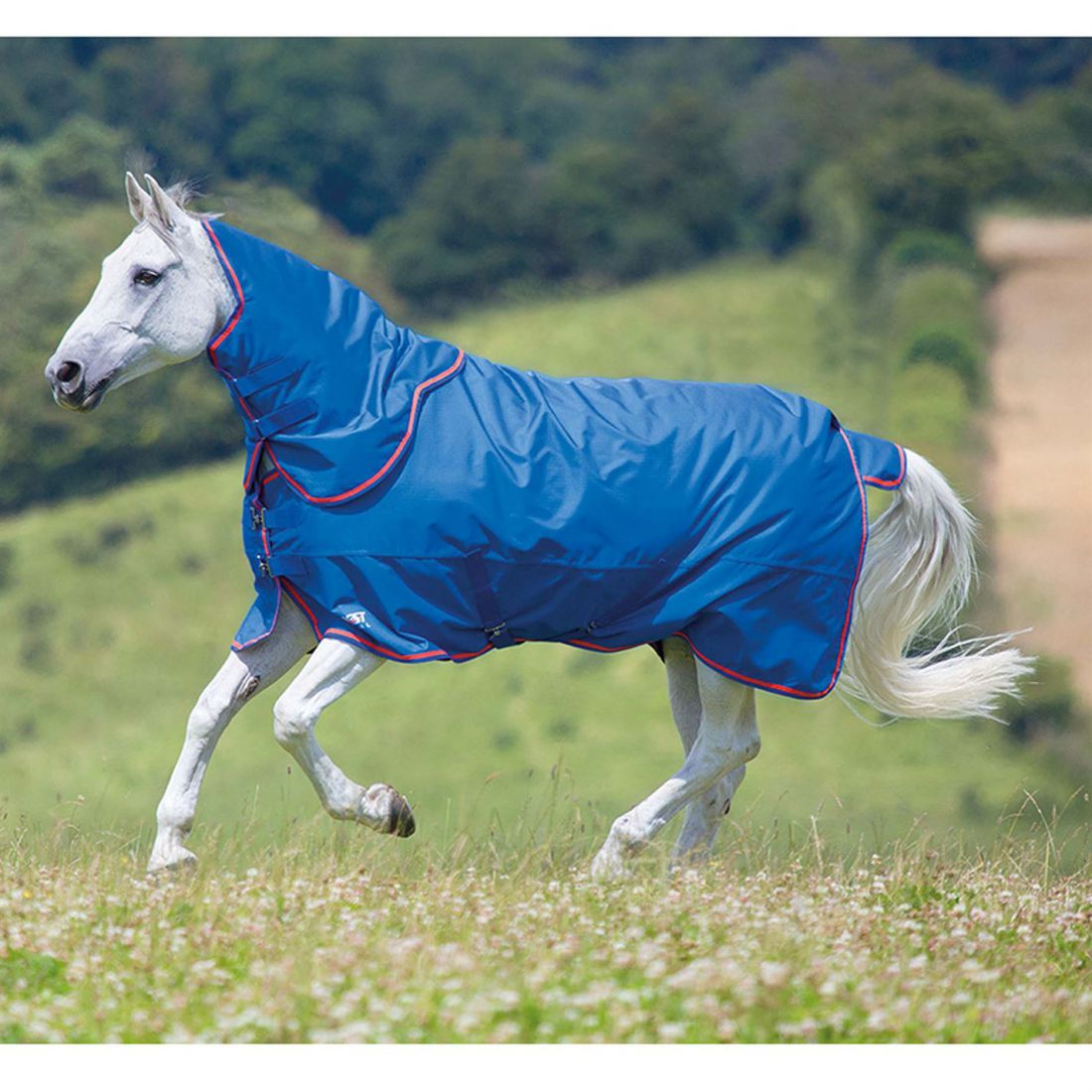 Shires Unisex Tempest Original 100g Combo Horse Rug Waterproof Breathable