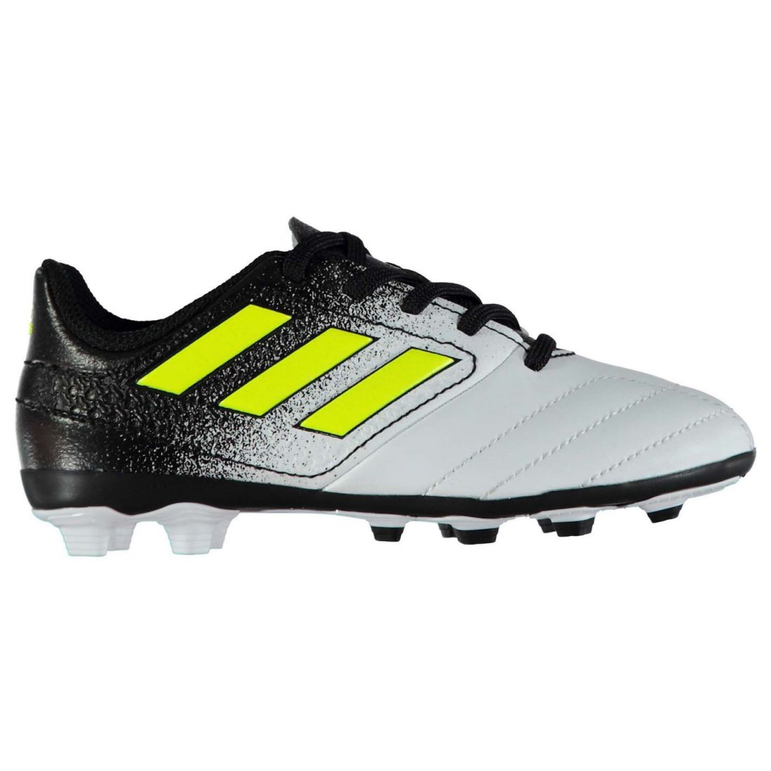 adidas Kids Boys Ace 17.4 FG Football Boots Shoes Lace Up Padded Ankle  Collar 026f8cb0e47