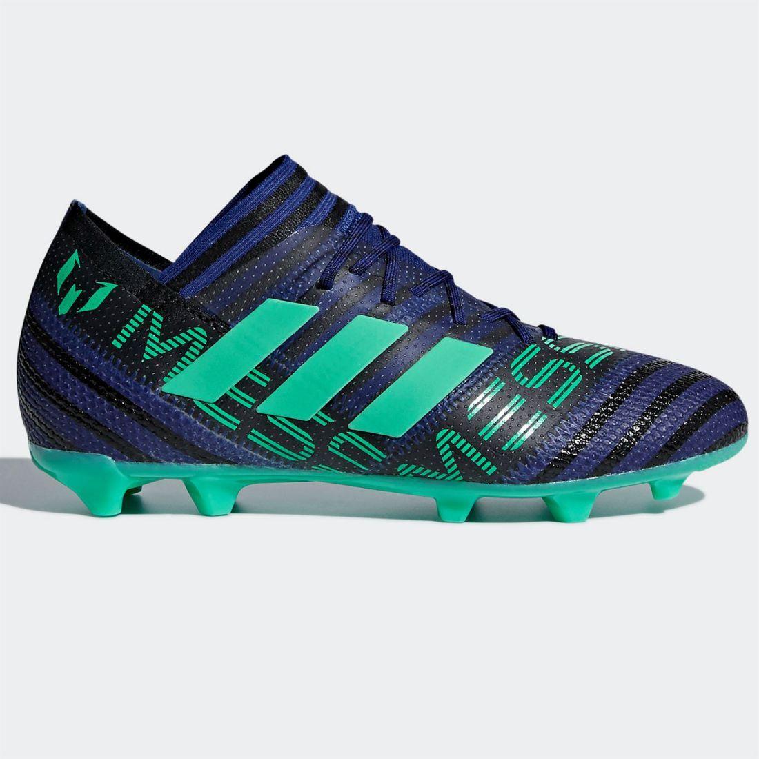 8042cb664 adidas Nemeziz Messi 17.1 Childrens FG Football Boots Firm Ground ...