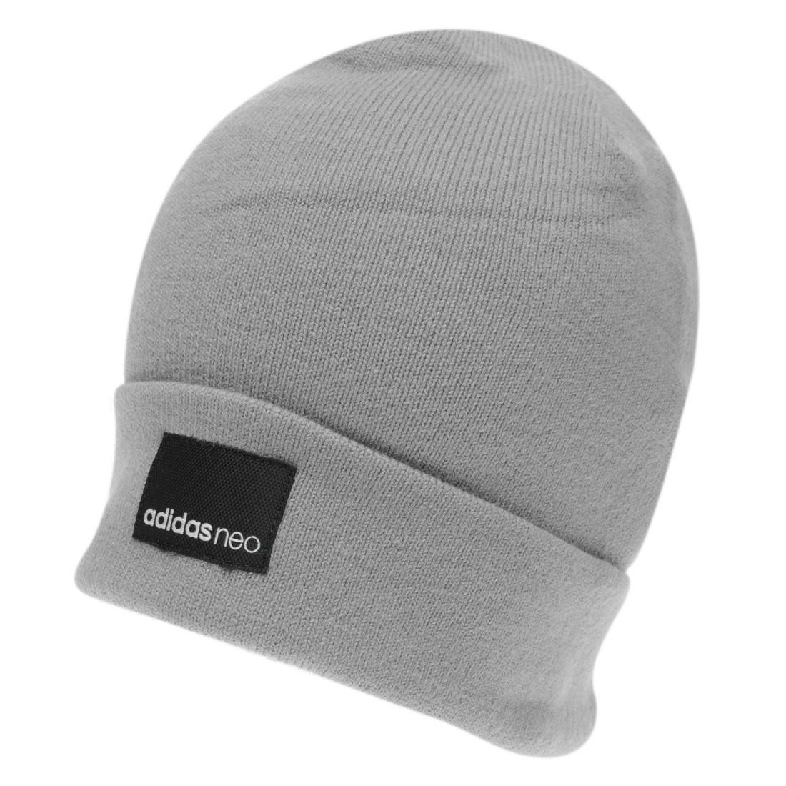 0b6e36d20b0 Image is loading adidas-Mens-Winter-Beanie-Pattern-Warm-Knitted