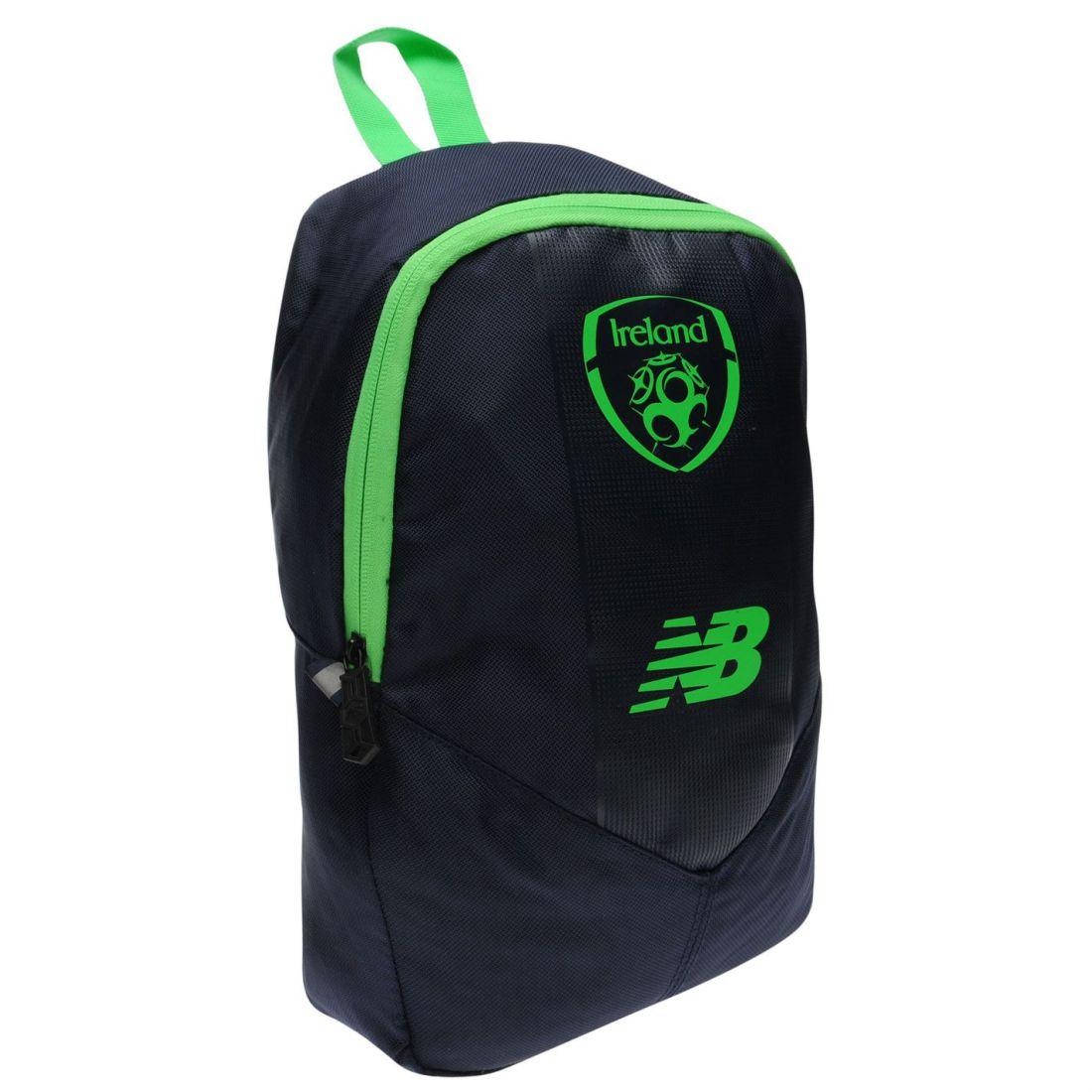 Details about New Balance Ireland Boot Bag Shoe Zip Football Training dd2ff414a6d30