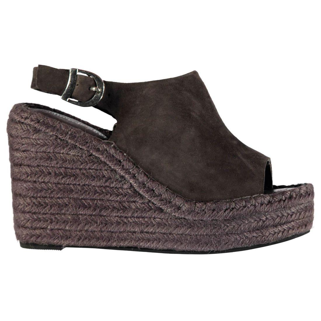 bout Jn017 Jeffrey Campbell cheville la Chaussures Femmes ouvert à à compensées bride H4RCqw