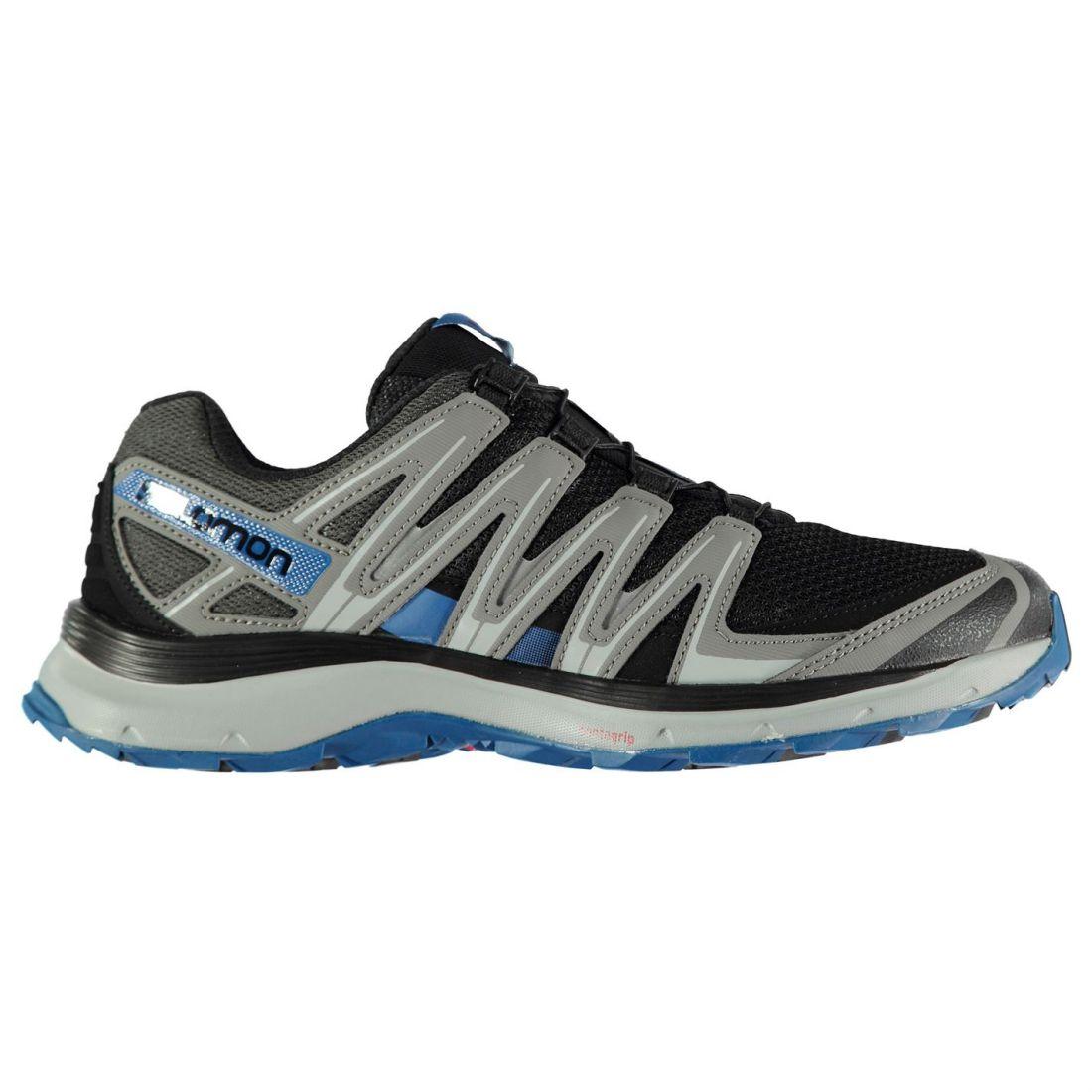 Noir Lite Mesh Chaussures Ventilé Homme Running Trail Gris Xa Salomon Supérieur Bleu 7Owq5z7