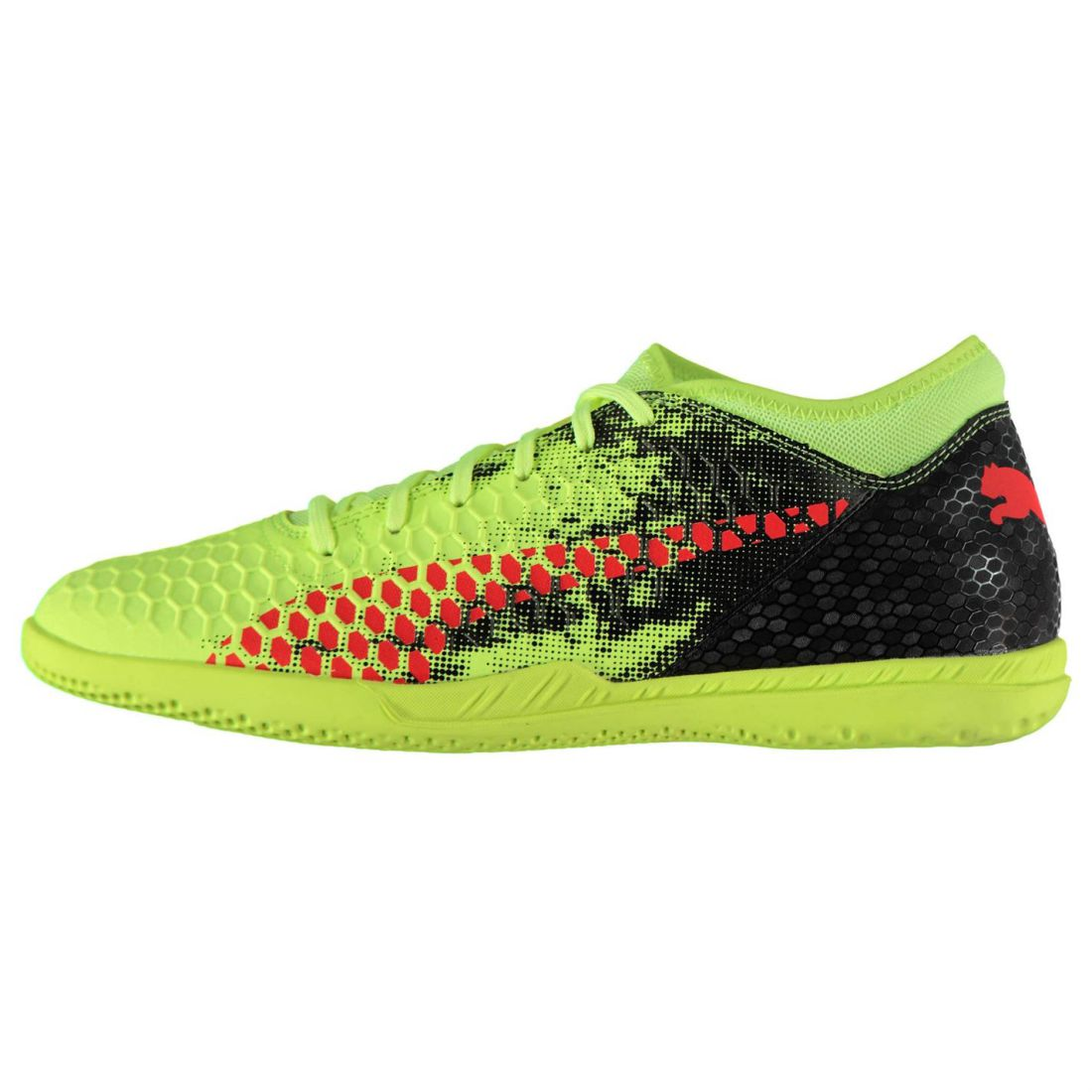 Puma Mens Future 18.4 Indoor Football Trainers Boots Shoes Lace ... 0a362b8e19a9
