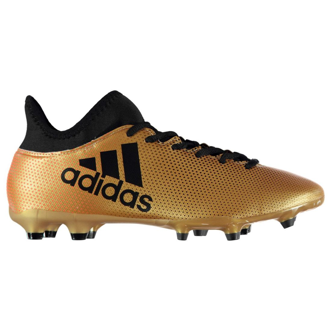 big sale 5e666 29797 Details about adidas X 17.3 FG Football Boots Mens Gents Firm Ground Laces  Fastened